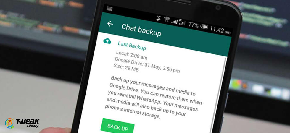 Retrieve Deleted WhatsApp Messages Android