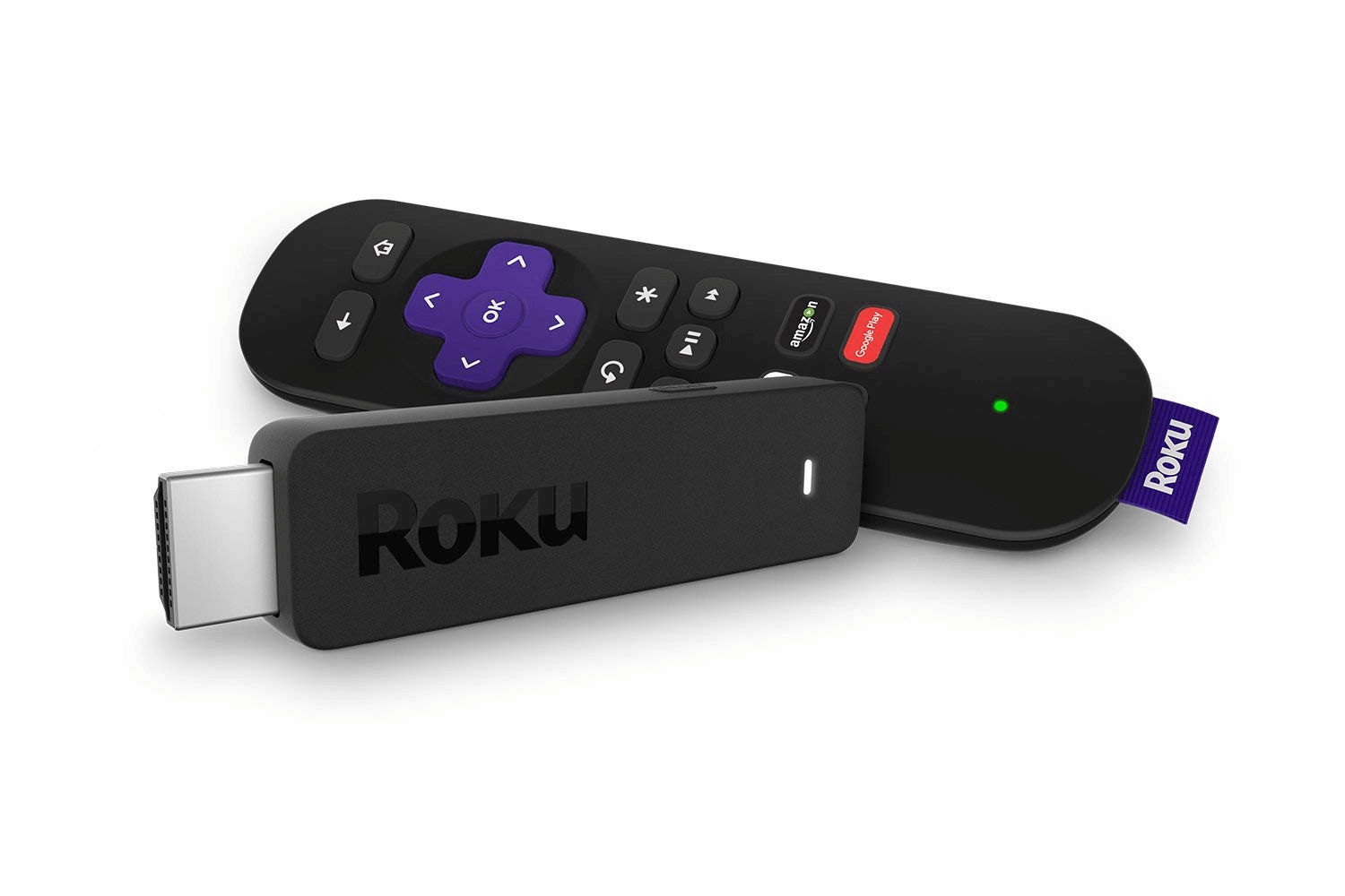 Roku Streaming Stick + - Chromecast Alternative App