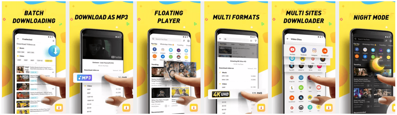 Snaptube - Android App
