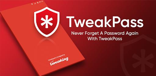 TweakPass_Password Maanger