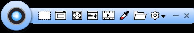 TweakShot - Screen Recorder Software