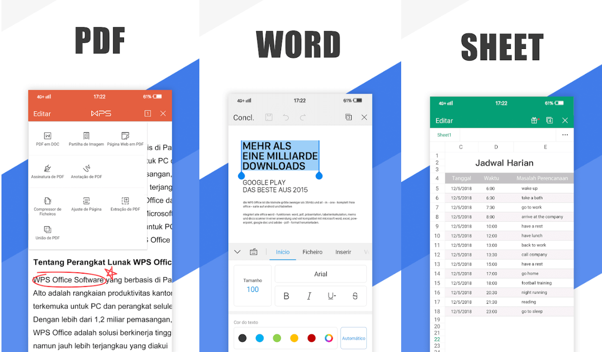 WPS Office - Android App