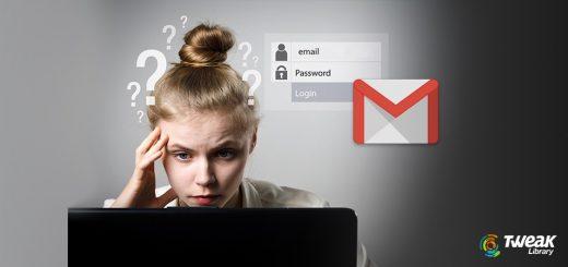 Ways To Change Gmail Password