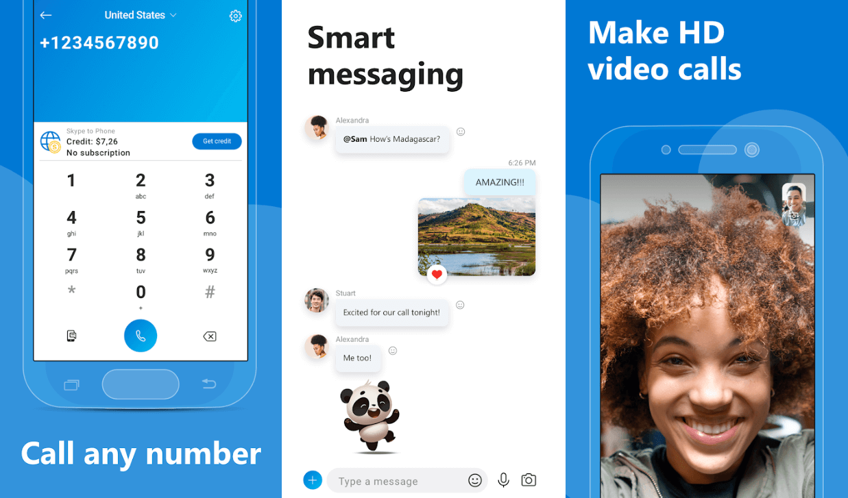 skype - Android App