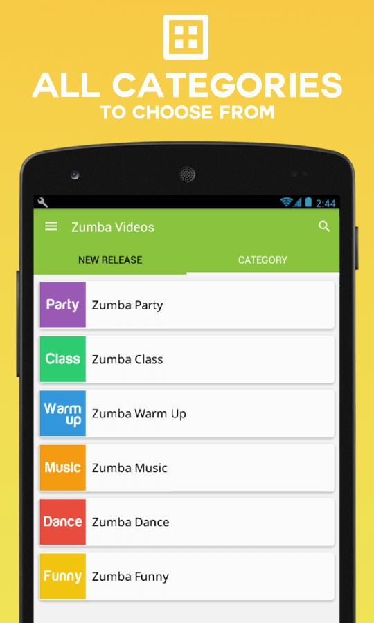 Best Dance Videos of Zumba - zumba app