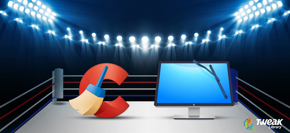 CCleaner Vs CleanMyPC – Clash Of Registry Cleaners
