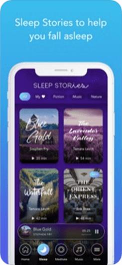 Calm - Meditation Apps for iOS
