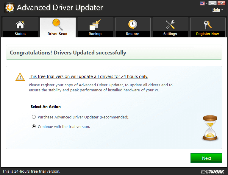 Check the Video Driver From Advanced Driver Updater