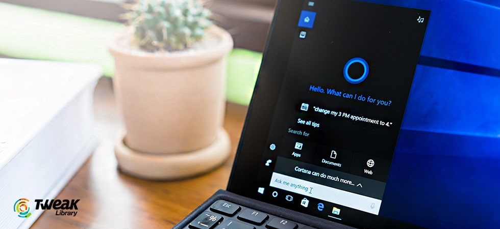 Control Windows 10 PC with Your Voice
