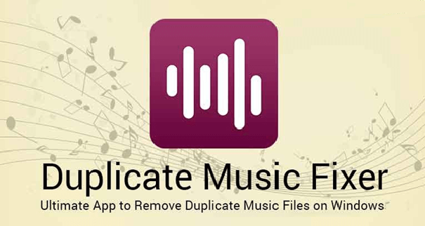 Duplicate Music fixer