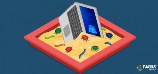 How to create a virtual environment on your PC using Windows 10 Sandbox