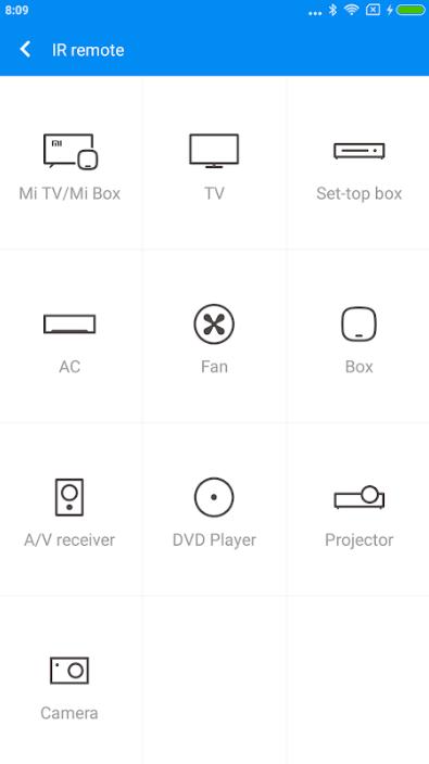 Mi Remote Console