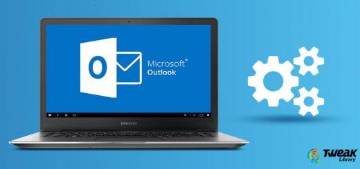 Outlook-Settings