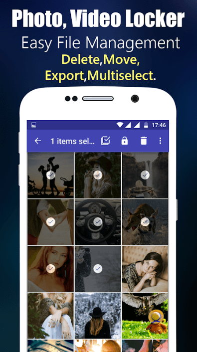 Photo,Video Locker-Calculator