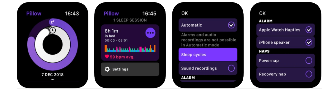 Pillow - Sleep Tracker