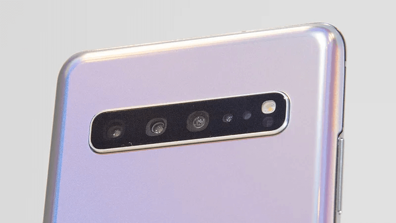 Time-Of-Flight Sensor and Touch ID