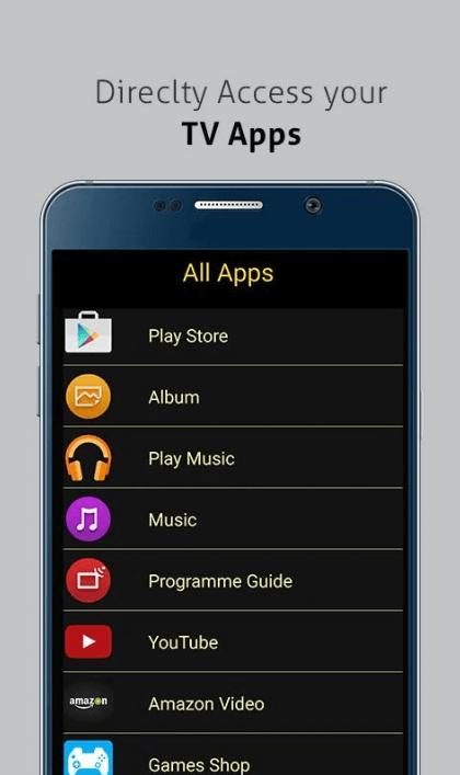 Universal Remote App Console1