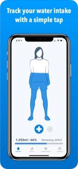 WaterMinder - Best Health Apps