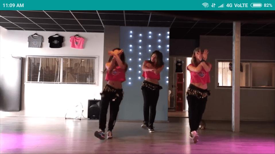Zumba Dance Workout Offline - zumba dance app