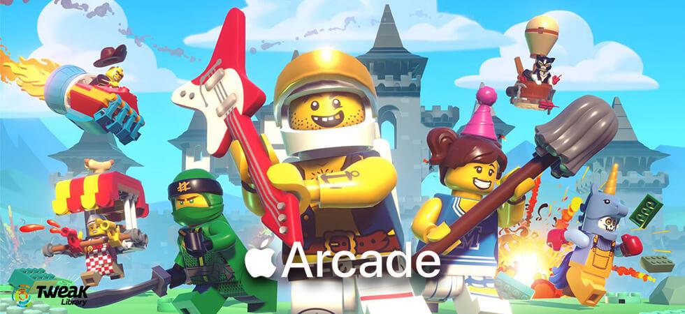 The Best Apple Arcade Games