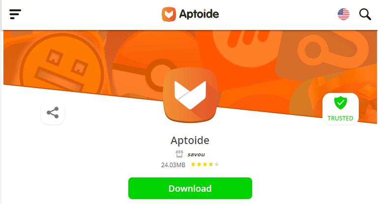 Aptoide - Google Play Store Alternative