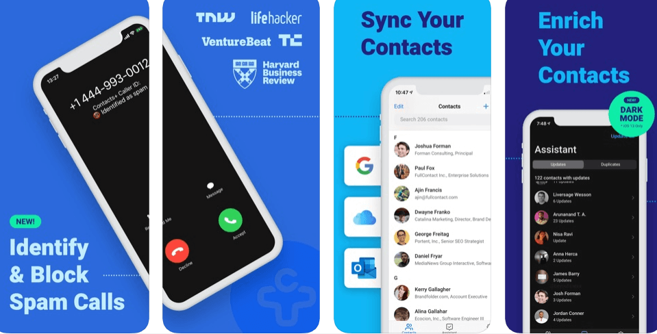 Contacts+ Address Book App