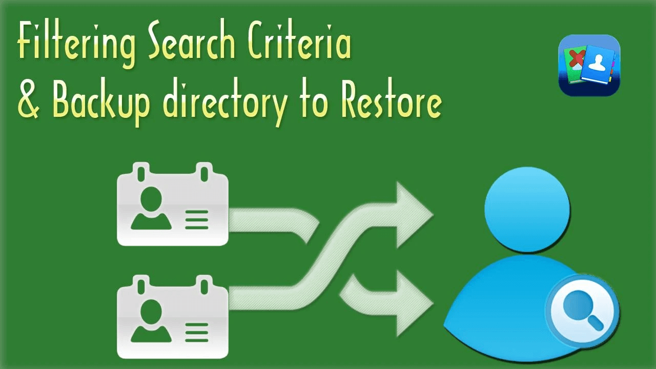 Duplicate Contacts Remover App