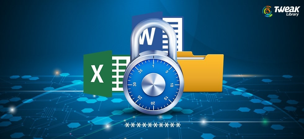 Encryption on MS Word, Excel Files, and Folders