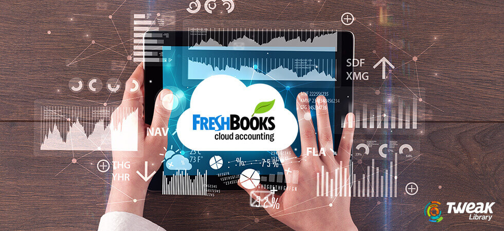 Freshbooks Accounting Software Box Photo