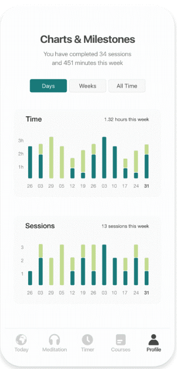 Insight Timer - Office Workout App