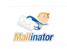 Mailinator - temp mail provider