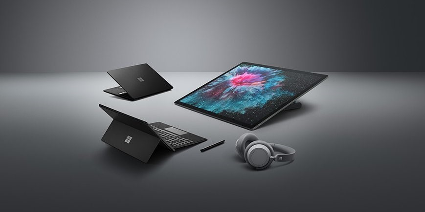 Microsoft Surface Devices October 2019