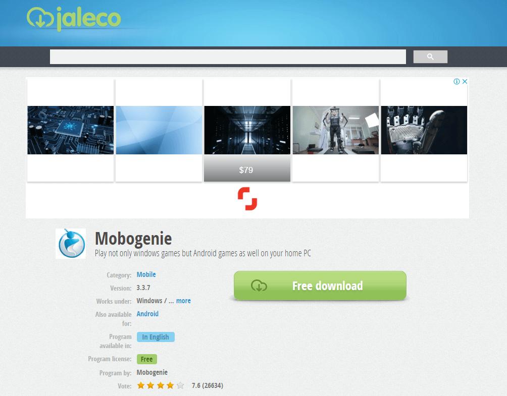Mobogenie - Google Play Store Alternative