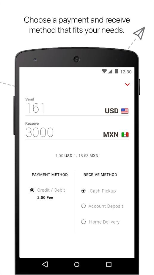 MoneyGram - Money Transfer App