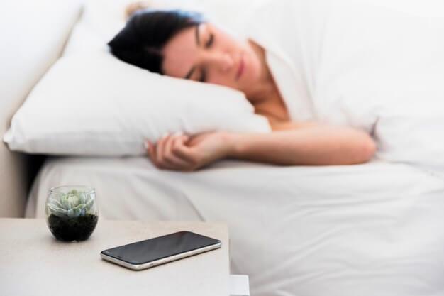 NFC sleep Mode