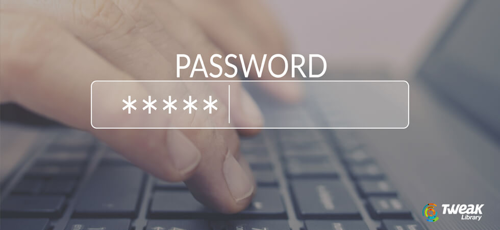 How to Enable View Passwords on your Browser?