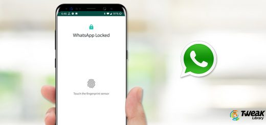 How-to-lock-WhatsApp-Chat-using-Fingerprint