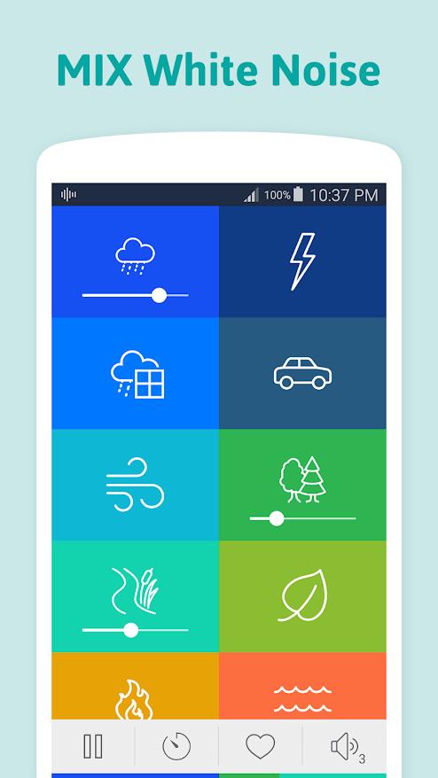White Noise Generator - Best White Noise App for Android