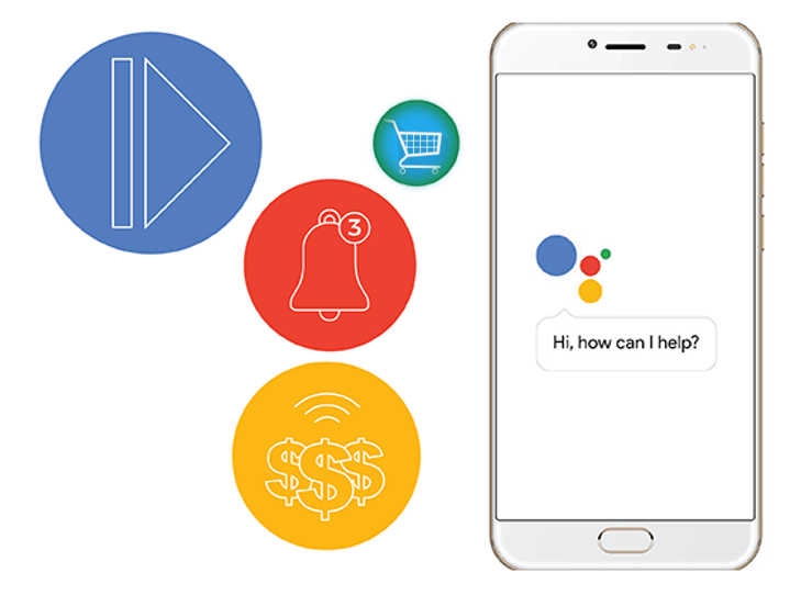 main features of google assistant