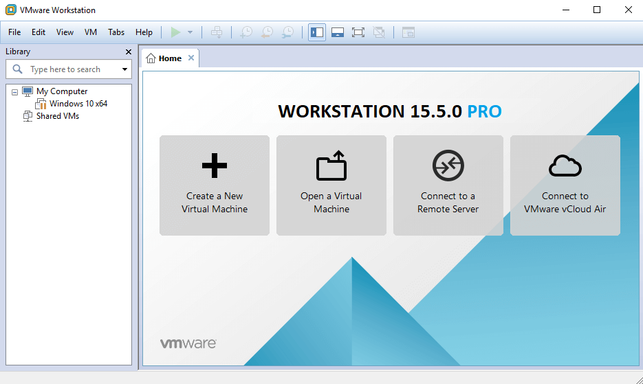 workstation Pro