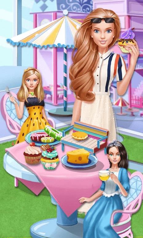 Fashion Doll: Dream House Life