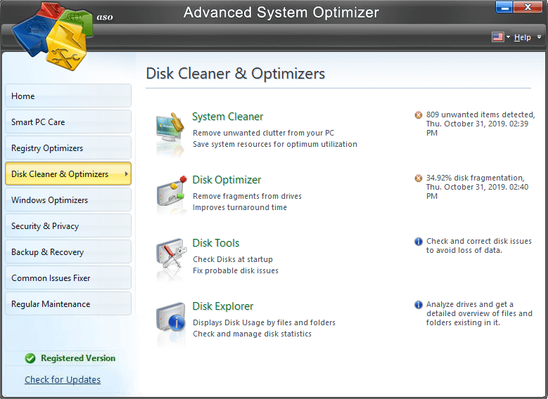 Advanced-System-Optimizer