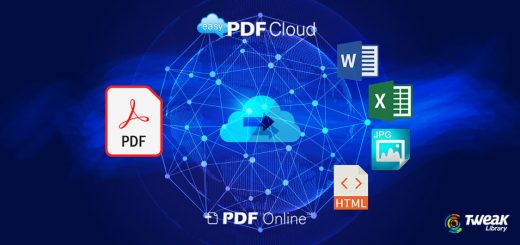 EasyPDFCloud - PDF to Word Converter Software