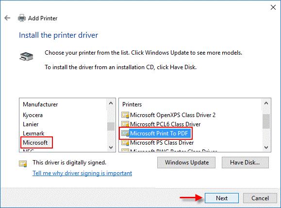 Microsoft Print to PDF_