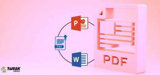 PDF Converter Software for Windows and Mac
