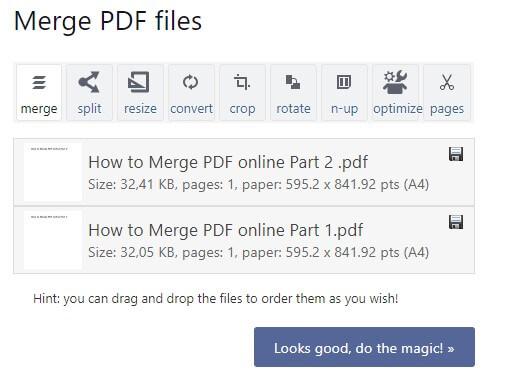 PDF Resizer