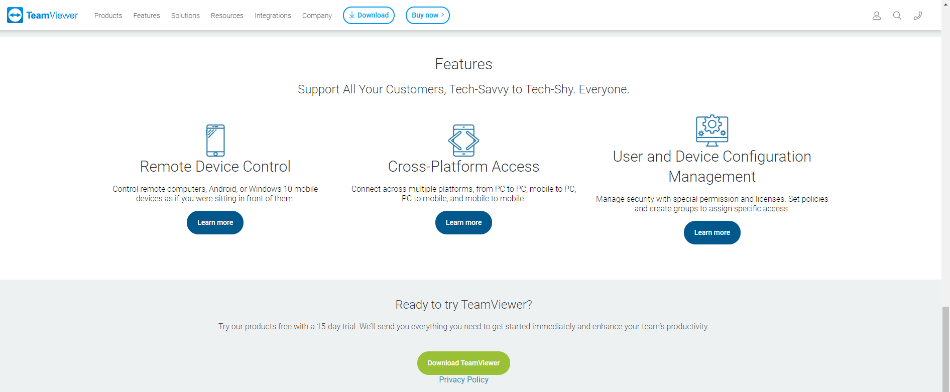 Team Viewer_Best Screen Sharing Software