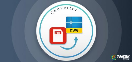 PDF-To-DWG-Converter