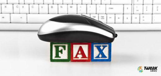 Online-fax-services