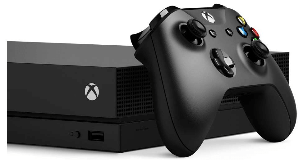 Xbox One X Console pack